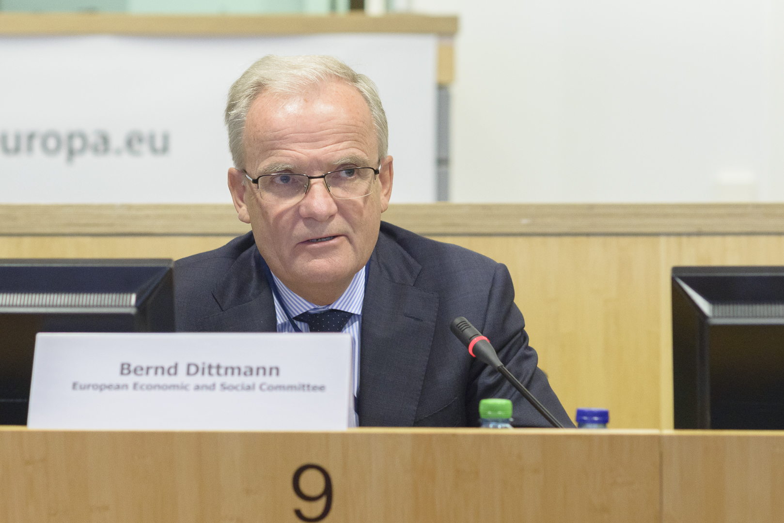 PUTTING EU LAW INTO PRACTICE CONFERENCE - Bernd Dittmann, Member, European Economic and Social Committee