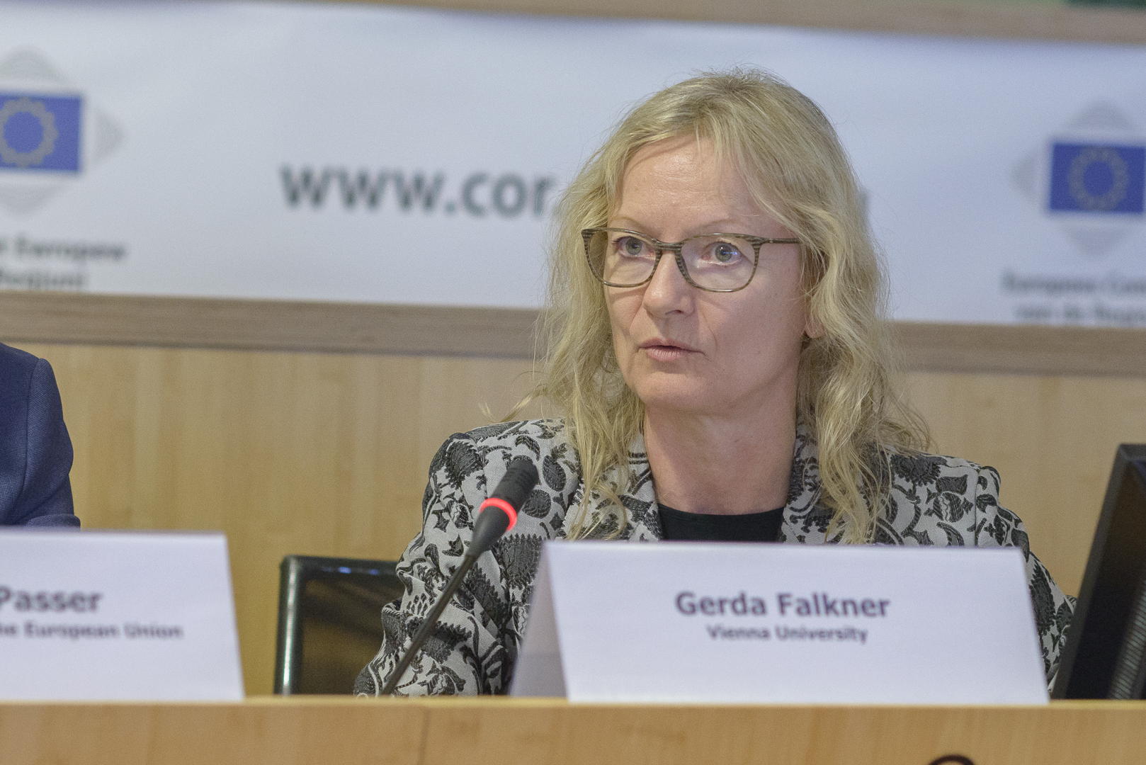 PUTTING EU LAW INTO PRACTICE CONFERENCE - Gerda Falkner, Professor of Political Science & Director, Institute for European Integration Research, Vienna University