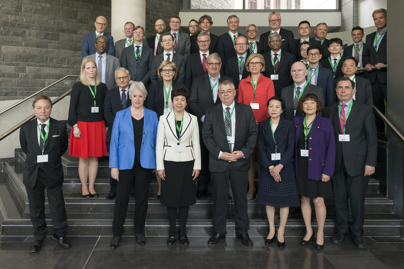 World public audit leaders gather at ECA for Global Audit Leadership Forum on 26-27 April 2018